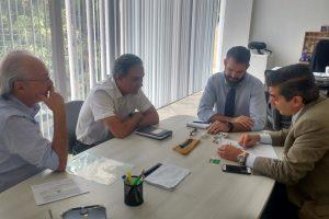 BioTec-Amazônia realiza reunião com Sedeme