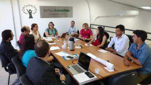 APL Cosméticos realiza reunião na BioTec-Amazônia