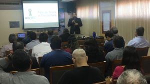 """BioTec-Amazônia participa de """"Diálogos da Inovação"""""""