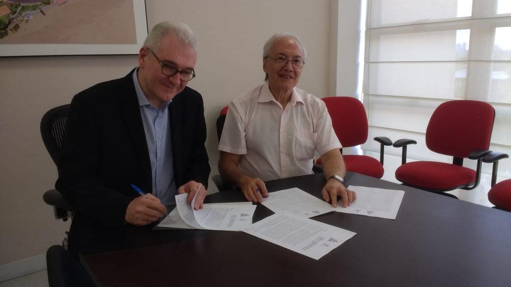 BioTec-Amazônia assina termo de cooperação técnica com a UFPA