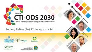 Belém recebe primeiro evento de ciclo de painéis sobre ODS