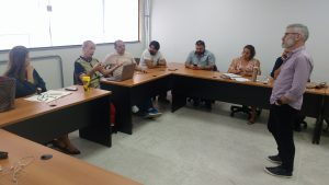 Reunião de trabalho reforça parcerias da BioTec-Amazônia