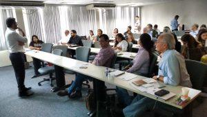 A palestra Novo Marco: A Lei da Biodiversidade
