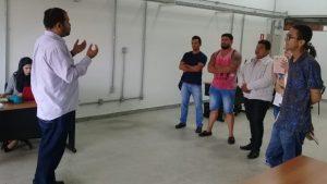 Alunos de Administração visitam BioTec-Amazônia