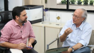 Cooperação é tema de encontro entre BioTec-Amazônia e Sebrae