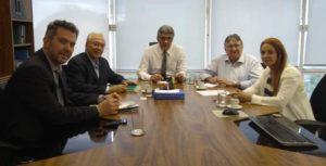 BioTec-Amazônia discute parceria com Secretário Executivo do MCTIC