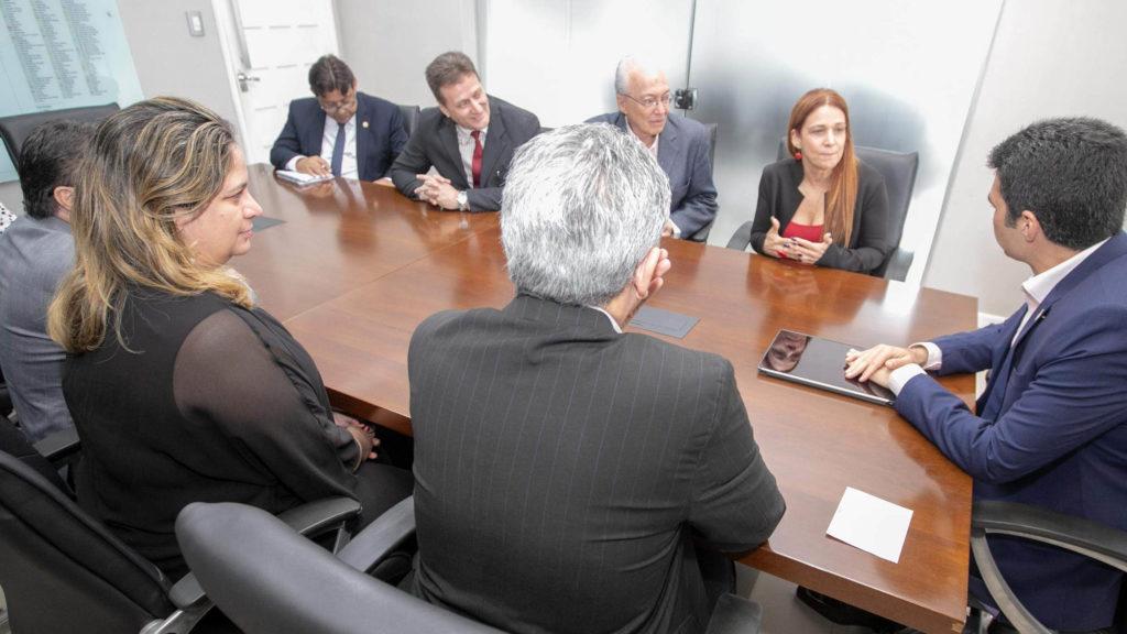 Audiência com membros da Biotec Amazônia- FOTO MARCO SANTOS-3