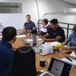 BioTec recebe CEO da Beraca