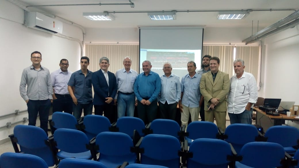 Reunião apresenta projeto para Ilha de Urubuoca