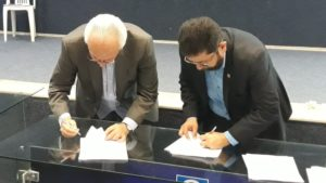 Acordo prevê criação de Polo de Conhecimento no Oeste do Pará