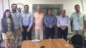 BioTec recebe Reitor da UFOPA