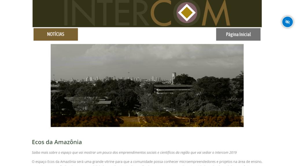 Portal Intercom Ecos da amazonia