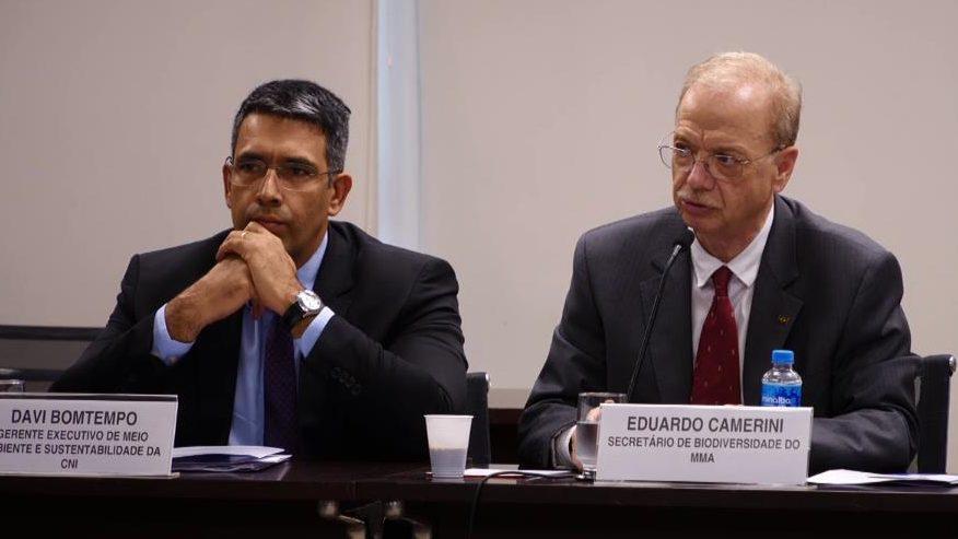 Diálogo Oportunidade e Desafios da Bioeconomia para o Brasil