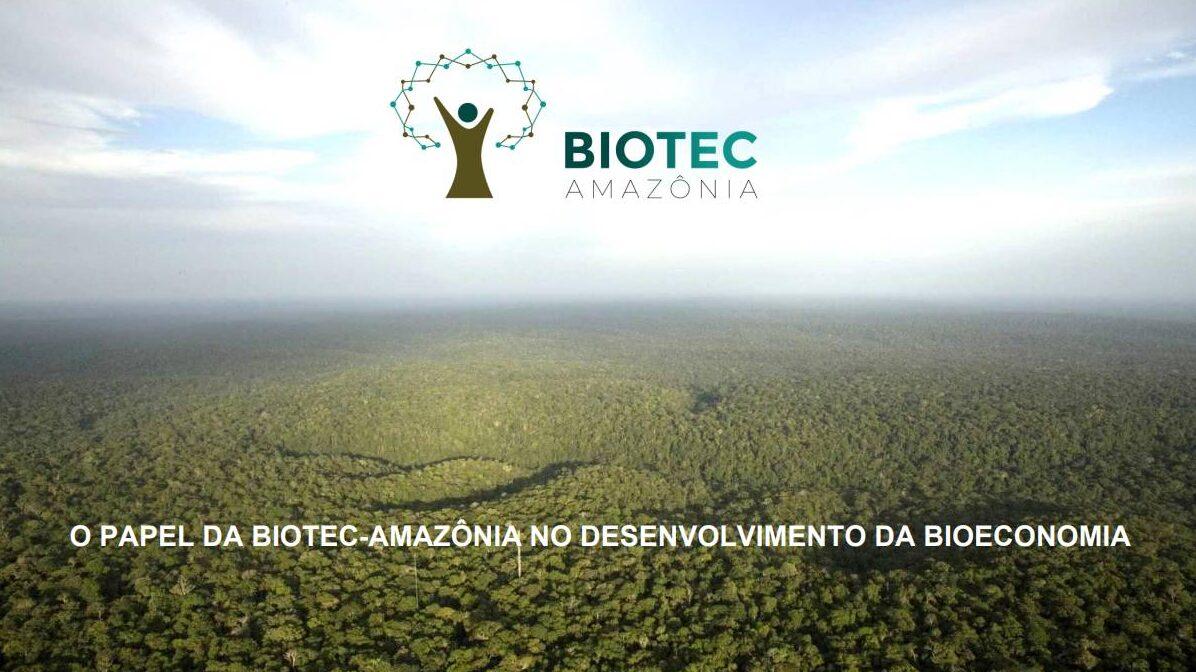 BioTec-Amazônia participa de debate internacional sobre produção de alimentos