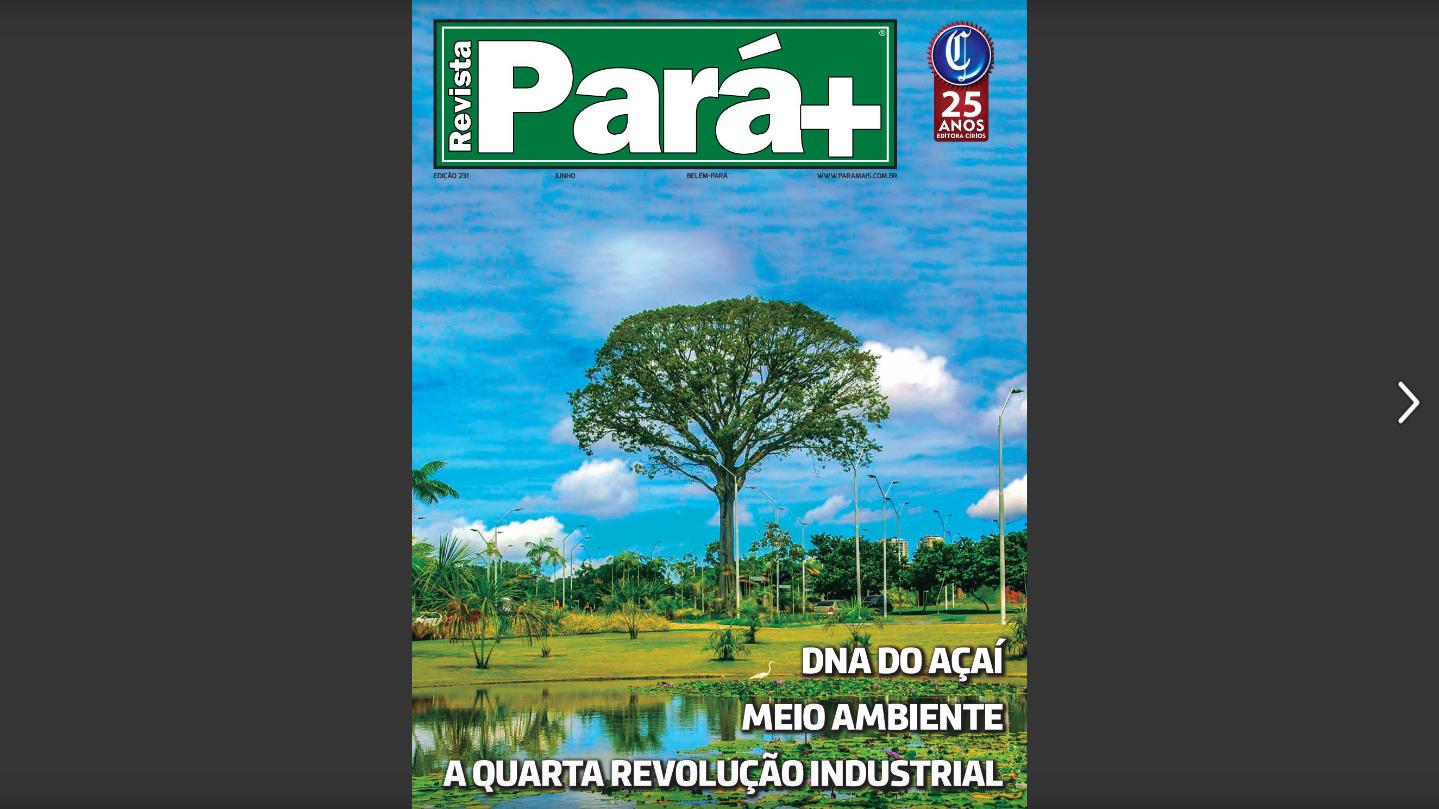 DNA do Açaí é destaque em revista
