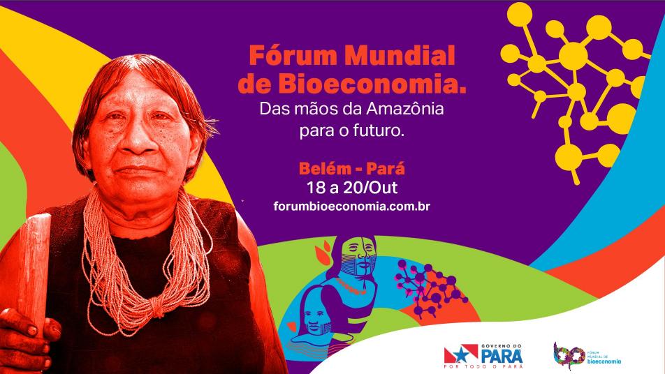 BioTec-Amazônia apresenta o Genoma do Açaí no Fórum Mundial de Bioeconomia