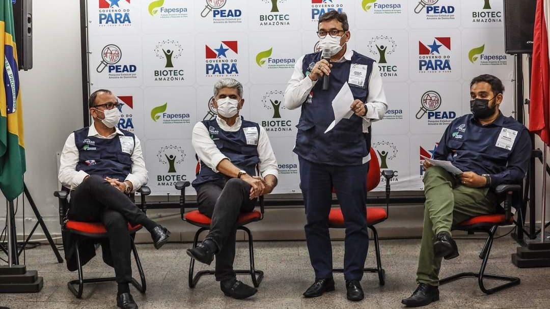BioTec-Amazônia executa a Pesquisa Estadual por Amostra de Domicílios (Pead)
