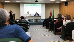 Consectet realiza reunião presencial na EGPA